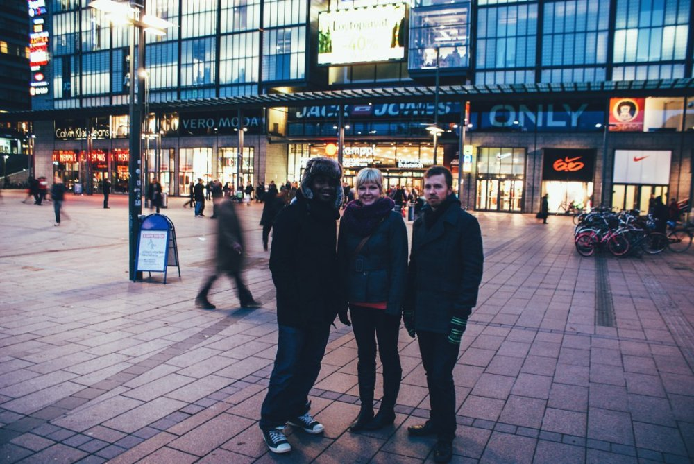 Nordic Adventures - The Trilogy! First off - Exploring Helsinki, Finland... (4)