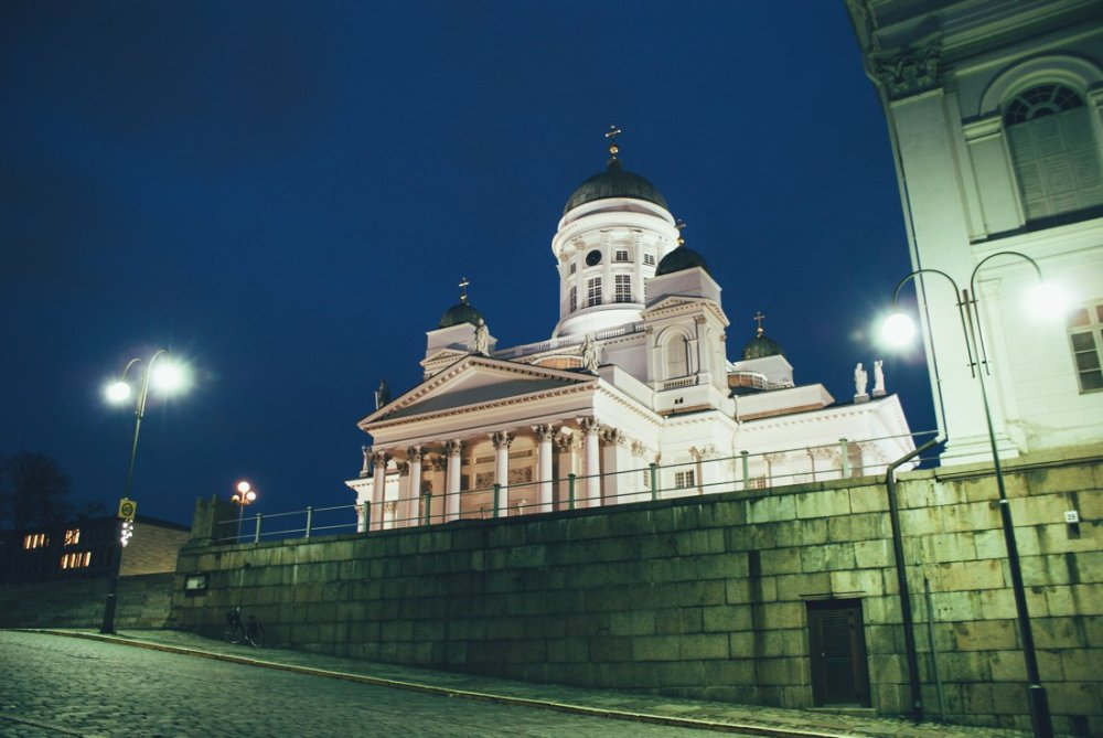 Nordic Adventures - The Trilogy! First off - Exploring Helsinki, Finland... (6)