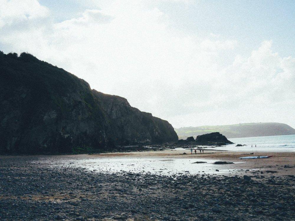 Tresaith Beach, Wales, UK Exploring the UK Coastline on Hand Luggage Only Blog (5)