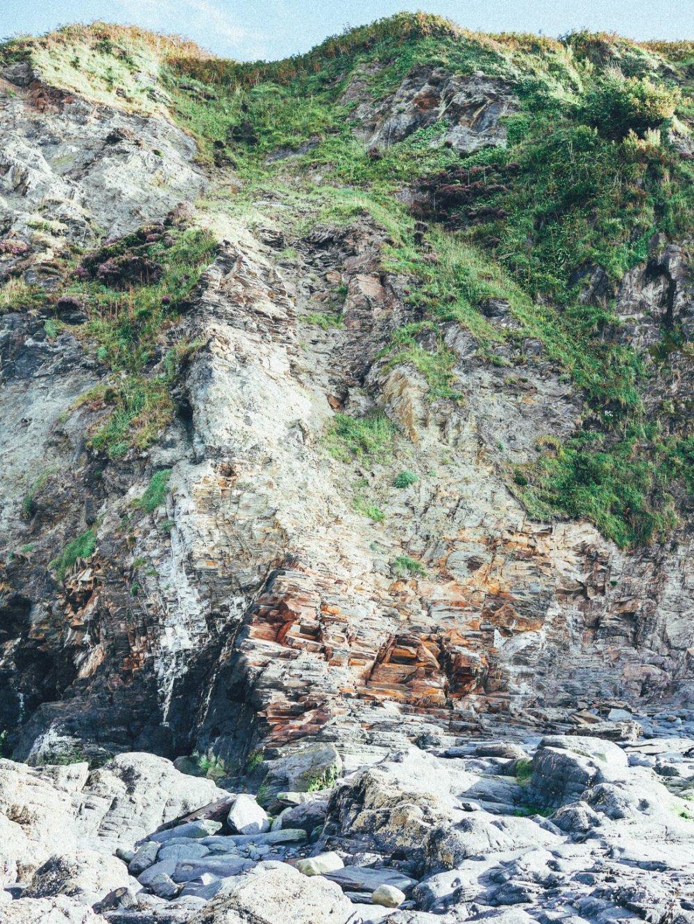 Tresaith Beach, Wales, UK Exploring the UK Coastline on Hand Luggage Only Blog (12)