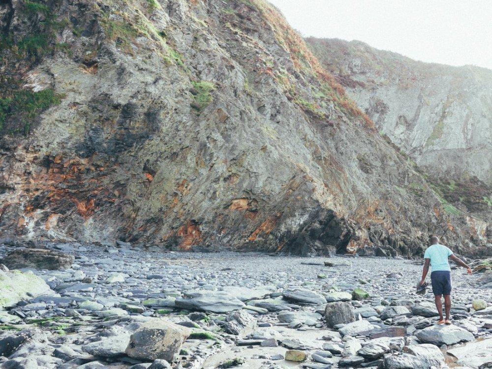 Tresaith Beach, Wales, UK Exploring the UK Coastline on Hand Luggage Only Blog (13)