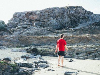 Tresaith Beach, Wales, UK Exploring the UK Coastline on Hand Luggage Only Blog (16)