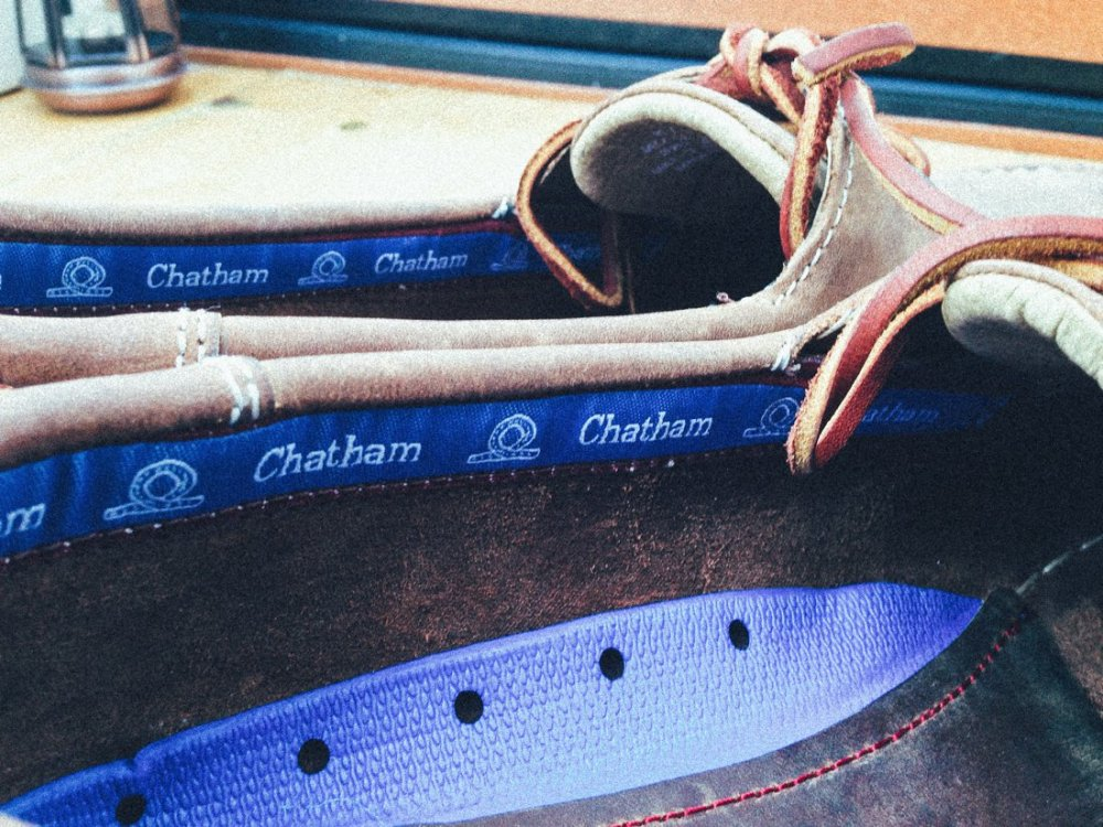 Chatham Marine Boat Shoes on Hand Luggage Only (7)