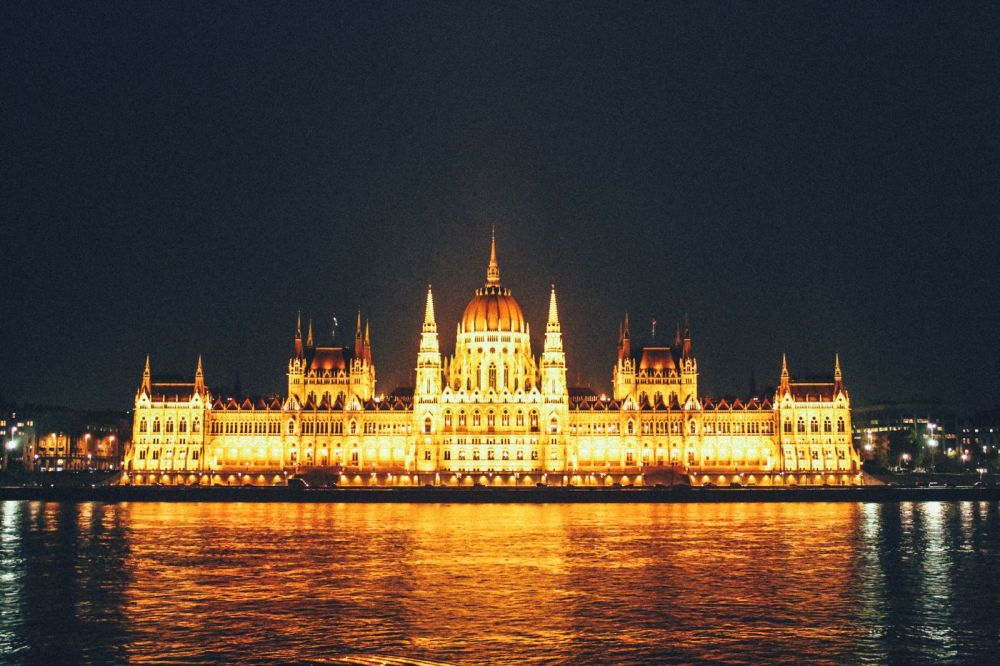 Exploring Budapest In The Day! (16)