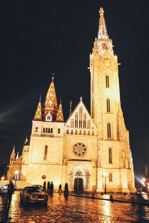 Budapest at Night! (6)