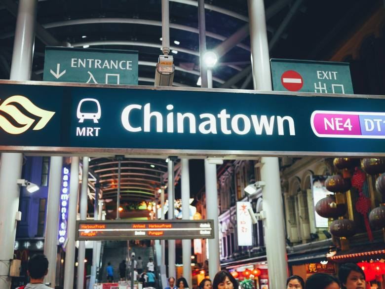 Hungry In Singapore? Chinatown (1)
