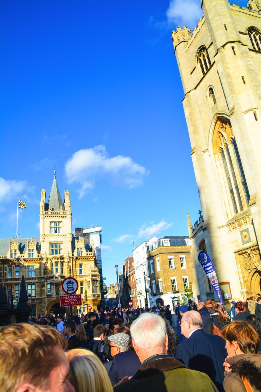 The University of Cambridge, Graduation, Senate House, Cambridge, England (23)