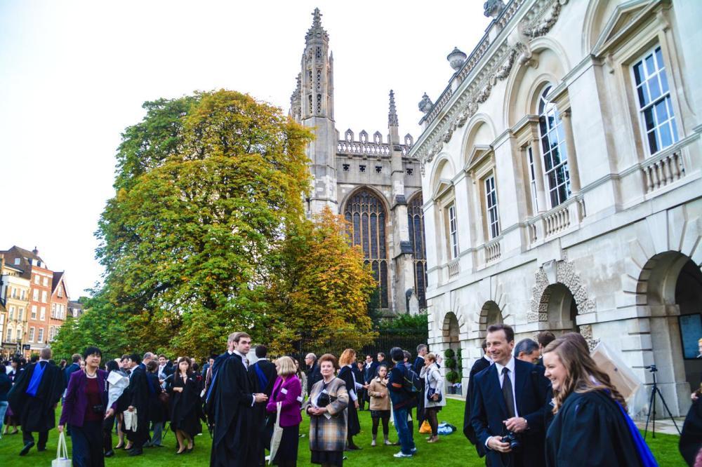 The University of Cambridge, Graduation, Senate House, Cambridge, England (20)