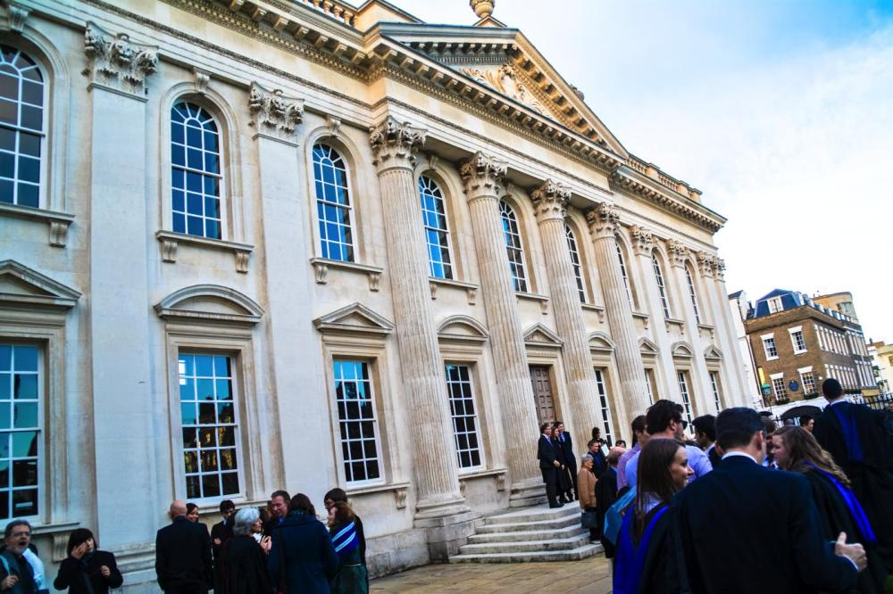 The University of Cambridge, Graduation, Senate House, Cambridge, England (19)