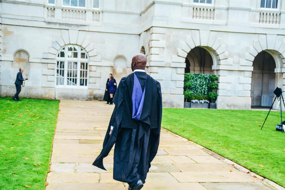 The University of Cambridge, Graduation, Senate House, Cambridge, England (16)