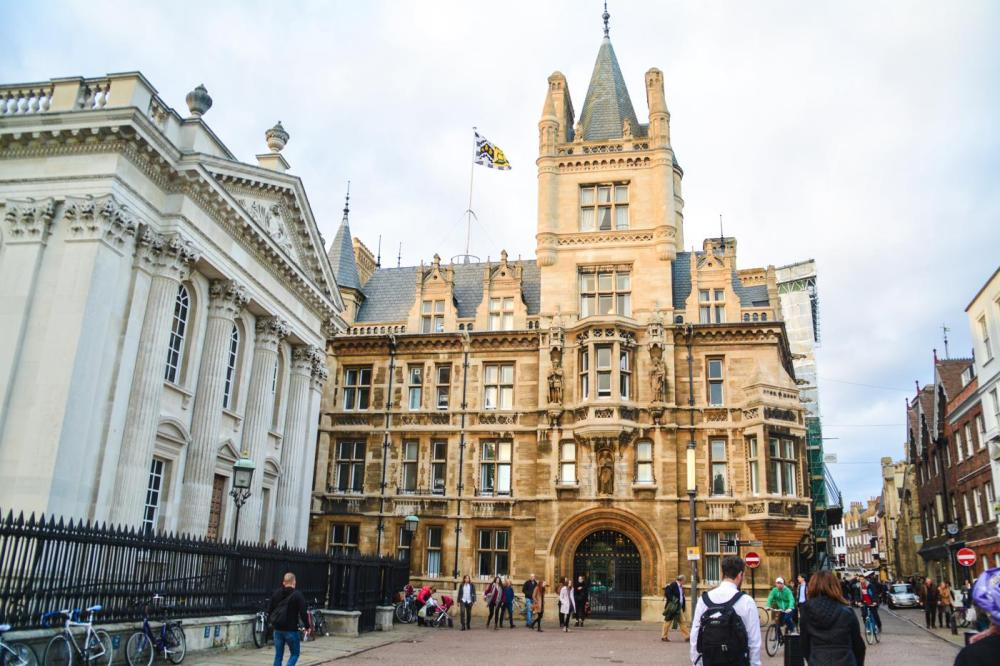 The University of Cambridge, Graduation, Senate House, Cambridge, England (15)