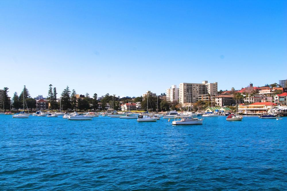 An Afternoon in Manly, Sydney, Australia (12)