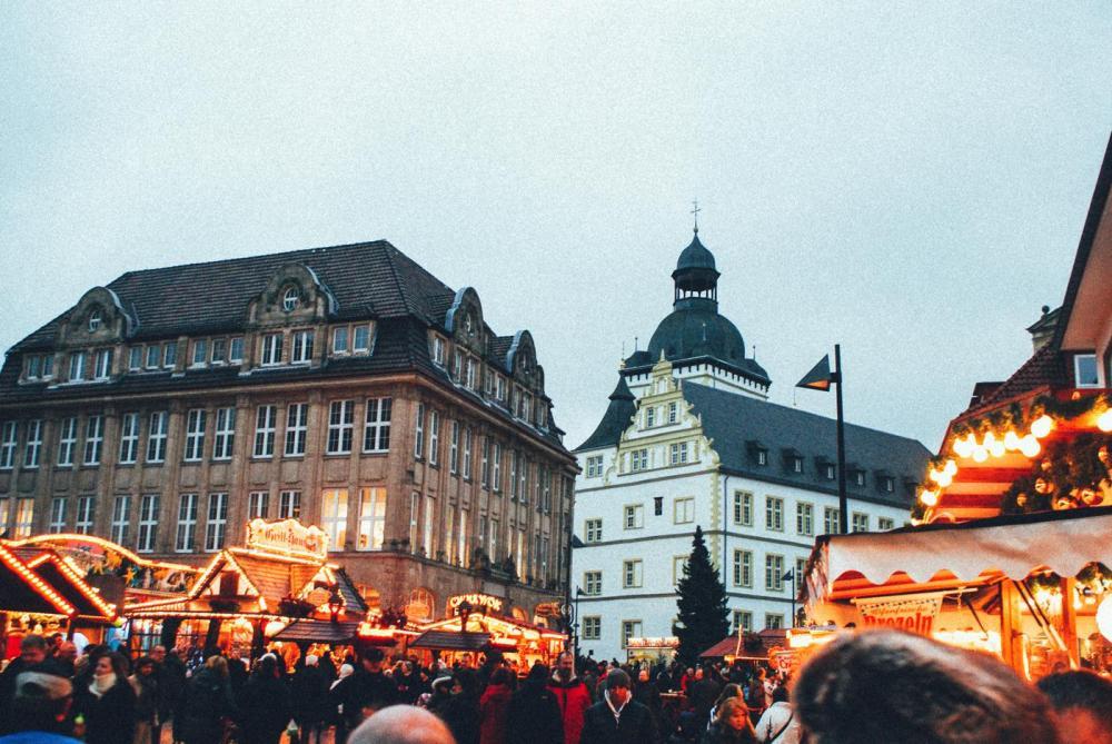 German Christmas Market, Winter (6)