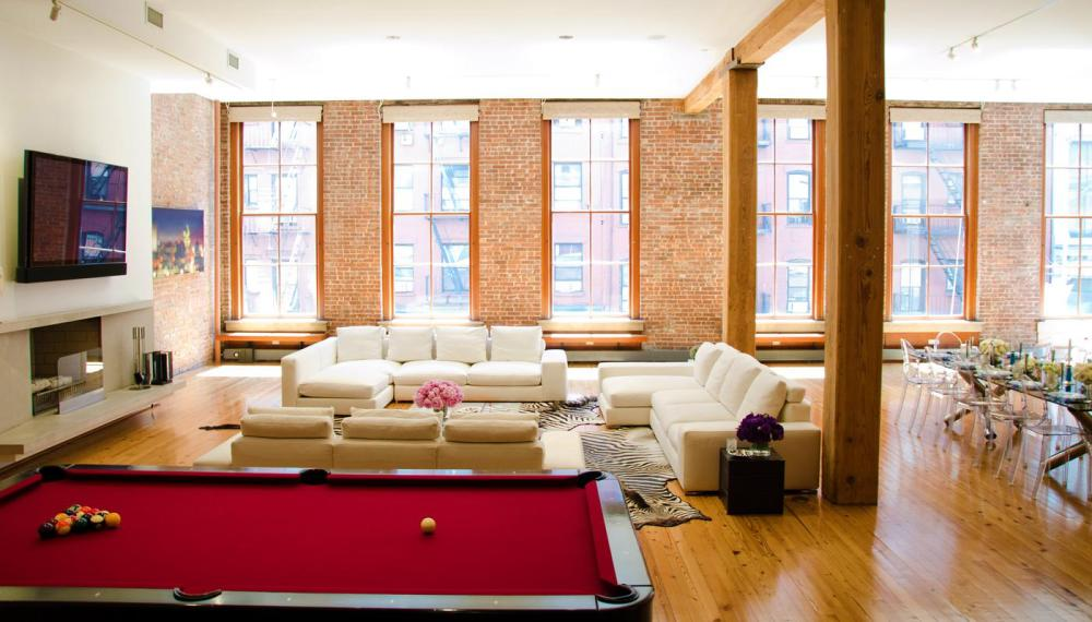 12 Amazing New York Loft Apartments That Will Give You A Serious Case Of Home Envy! (9)