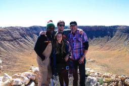 Meteor Crater, Arizona, USA, Travel Blog Hand Luggage Only-0005