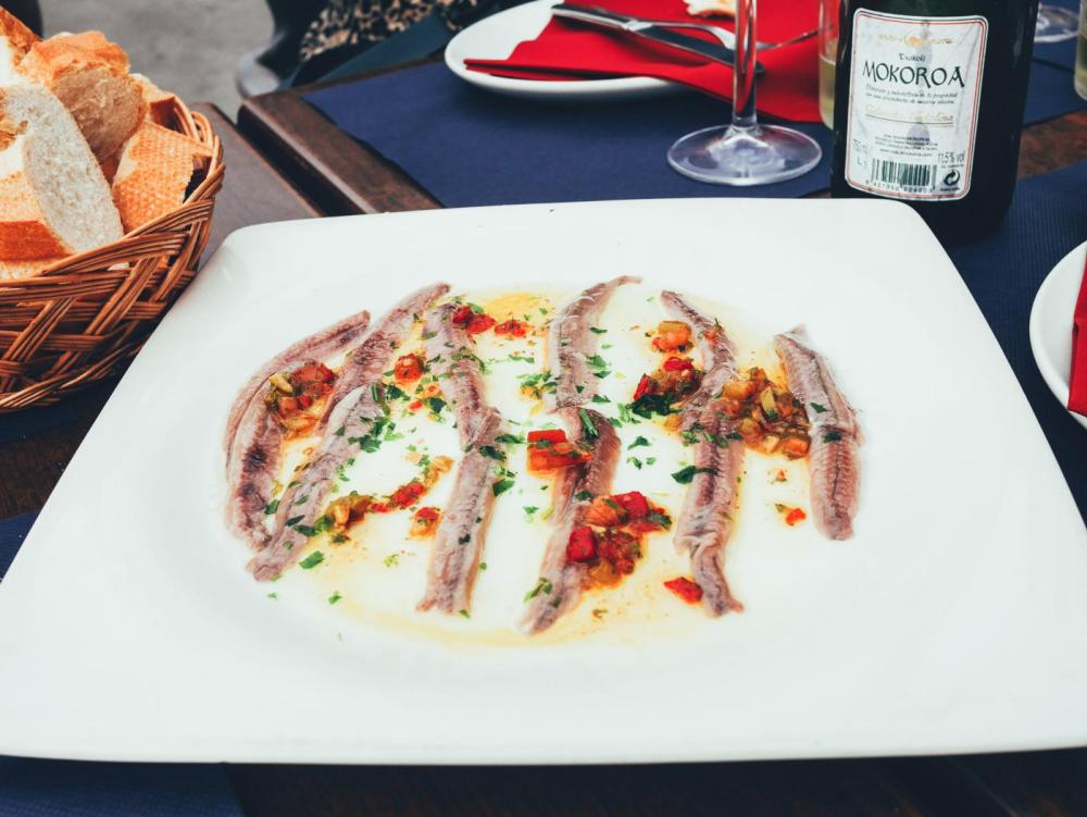 Cobbled Streets, Alley Ways And Seafood... Fish, Monkfish, Hake, Restaurant Ziaboga, Basque Country, Pasaia, Spain (17)