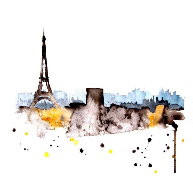 Watercolour Cities by Elena Romanova Artist (17)