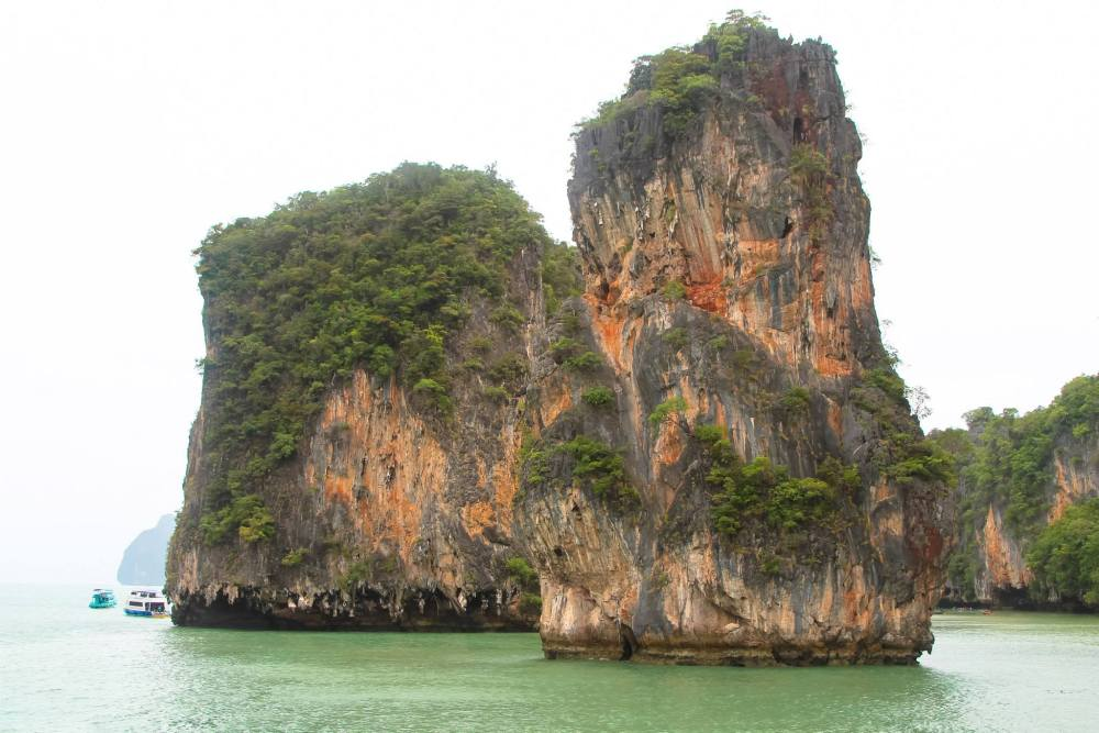 Things To Do When Sailing From Island To Island in Phang Nga Bay, Phuket, Thailand: The 2nd Part (30)