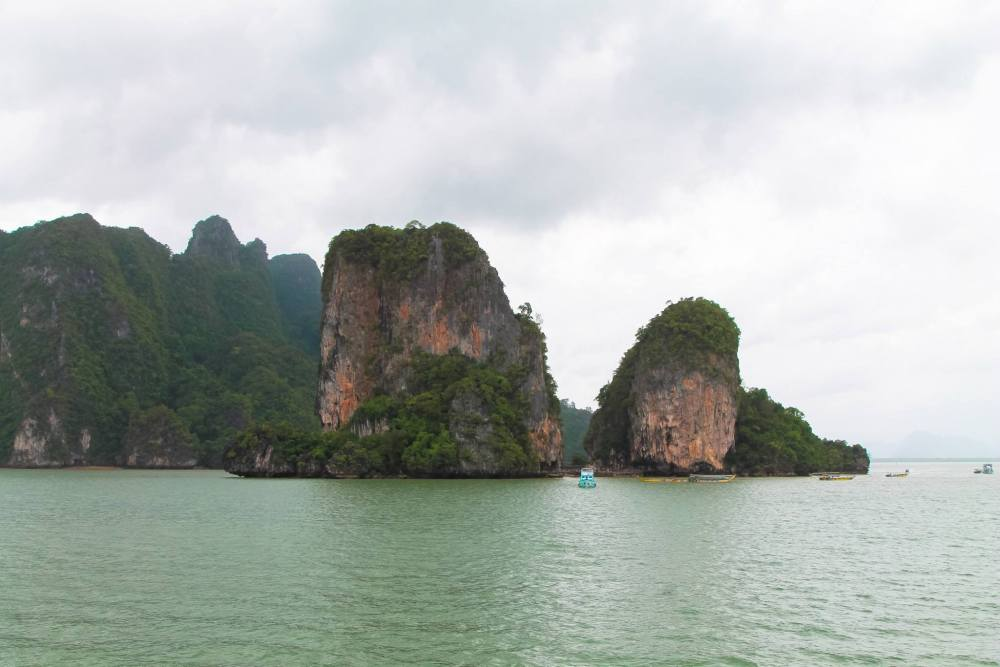 Things To Do When Sailing From Island To Island in Phang Nga Bay, Phuket, Thailand: The 2nd Part (9)