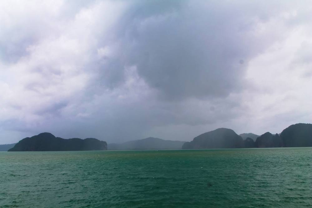 Things To Do When Sailing From Island To Island in Phang Nga Bay, Phuket, Thailand: The 2nd Part (37)