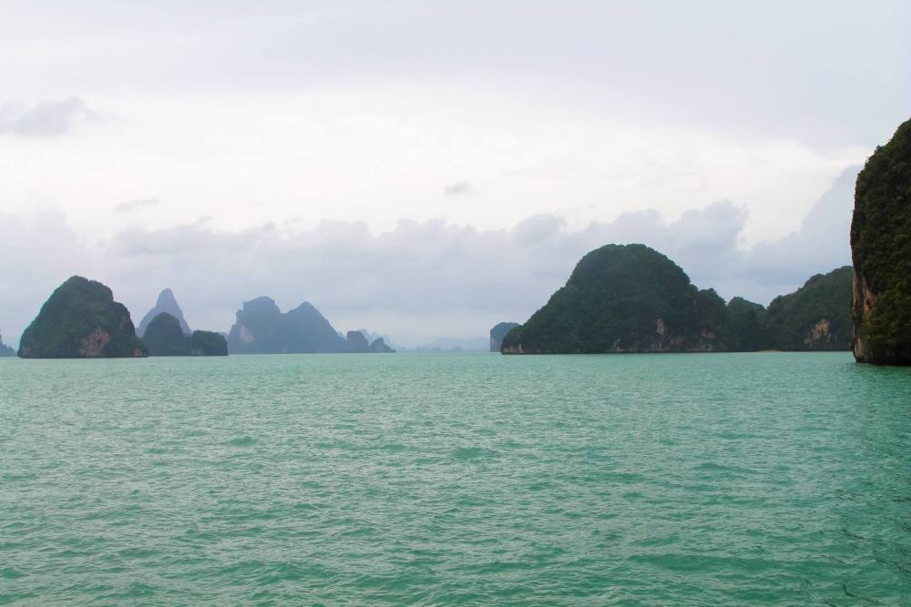 Things To Do When Sailing From Island To Island in Phang Nga Bay, Phuket, Thailand: The 2nd Part (4)