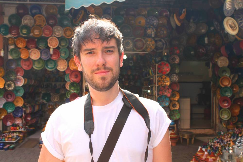 Yaya and Lloyd Travel Photos, Morocco, Lisbon, Dubai, UAE, Paris (1)
