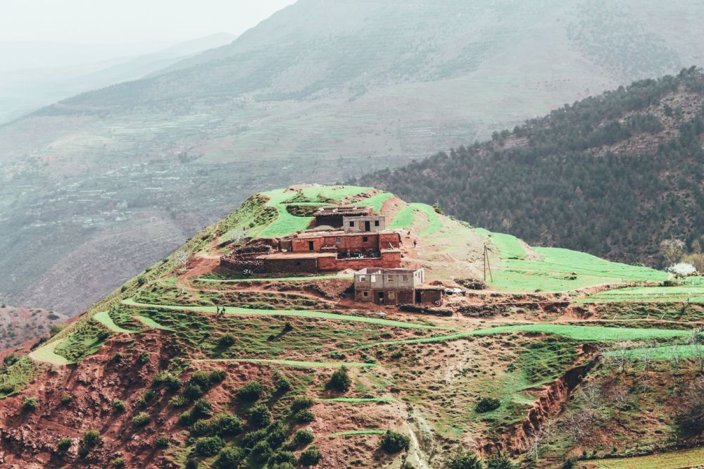 An Afternoon In A Berber Village in Morocco (6)