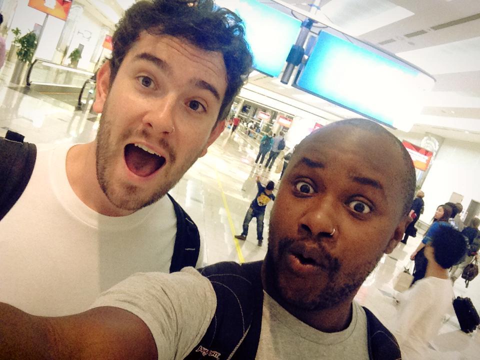 Yaya and Lloyd Travel Photos, Morocco, Lisbon, Dubai, UAE, Paris (3)