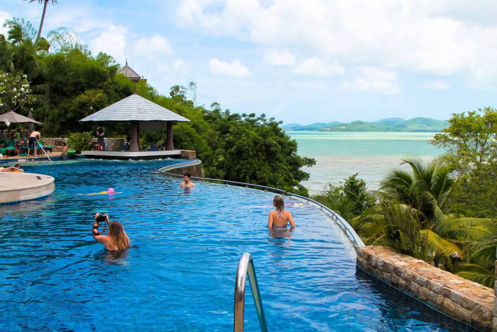 Downtime in Thailand, Phuket, Westin Siray Bay (19)