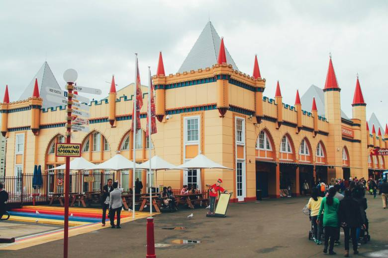 (FREE-ish) Things To Do In Sydney, Australia: Spend an afternoon in Luna Park! (13)