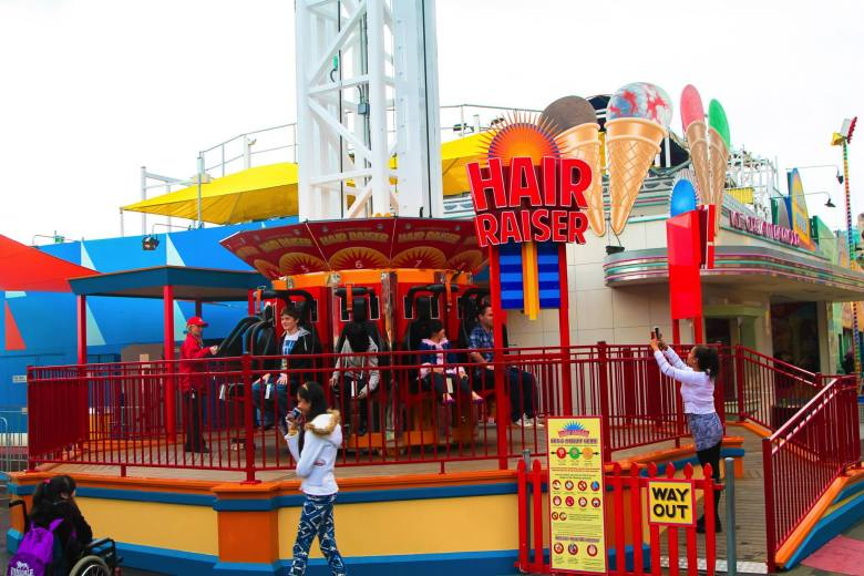 (FREE-ish) Things To Do In Sydney, Australia: Spend an afternoon in Luna Park! (3)