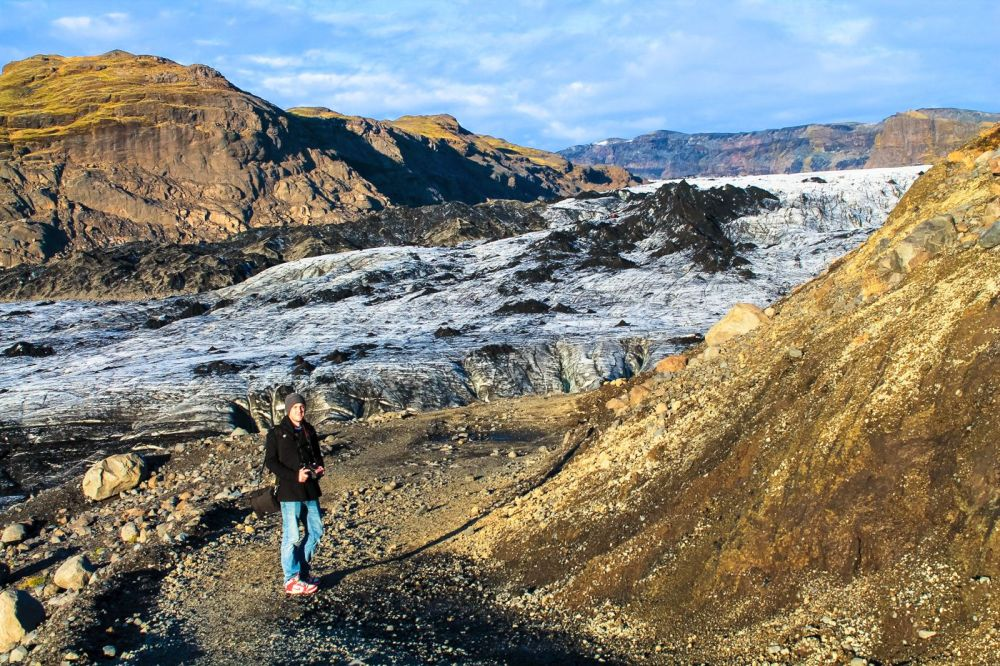 The Unexpected Glacier, Iceland (1)