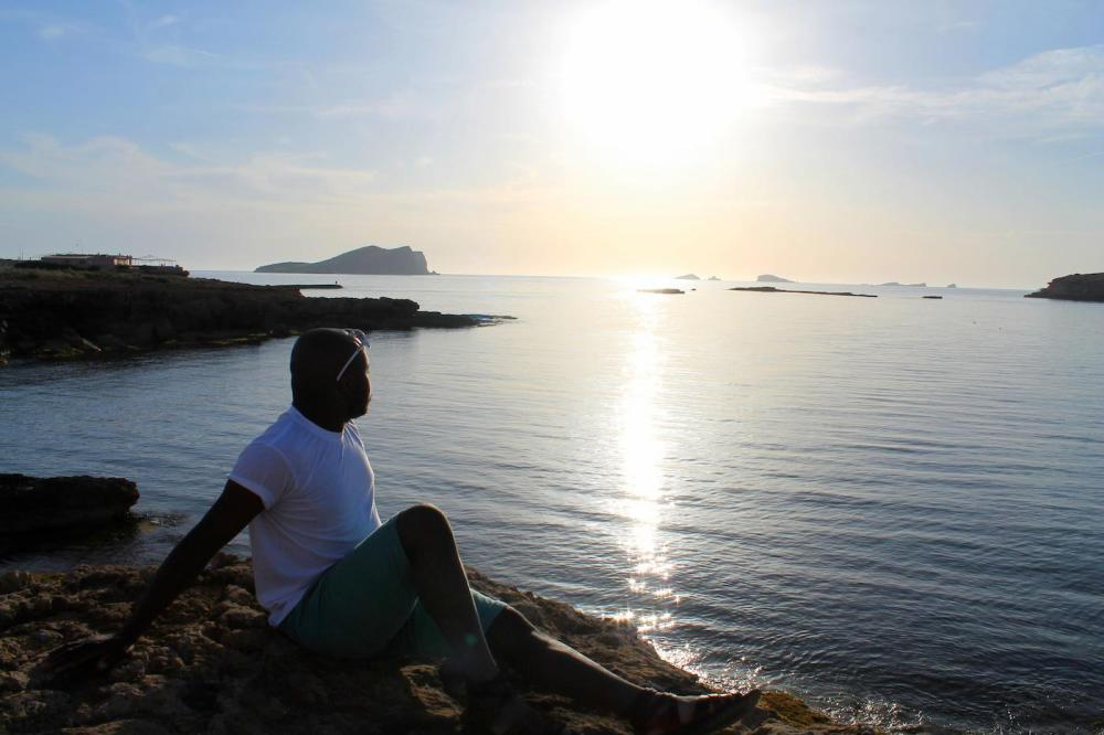 Sunny Beaches, Blue Seas, Glowing Spanish Sunsets And Delicious Food.... The Ibiza Diaries! (23)