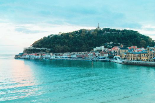 The Most Beautiful City in Spain. San Sebastian, Gipuzkoa, Spain, Hotel Londres (23)