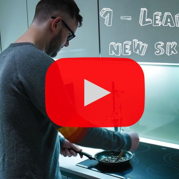 7 Effective Ways To Become A Better Version Of Yourself This Year - The Movie! LLOYD COOKING