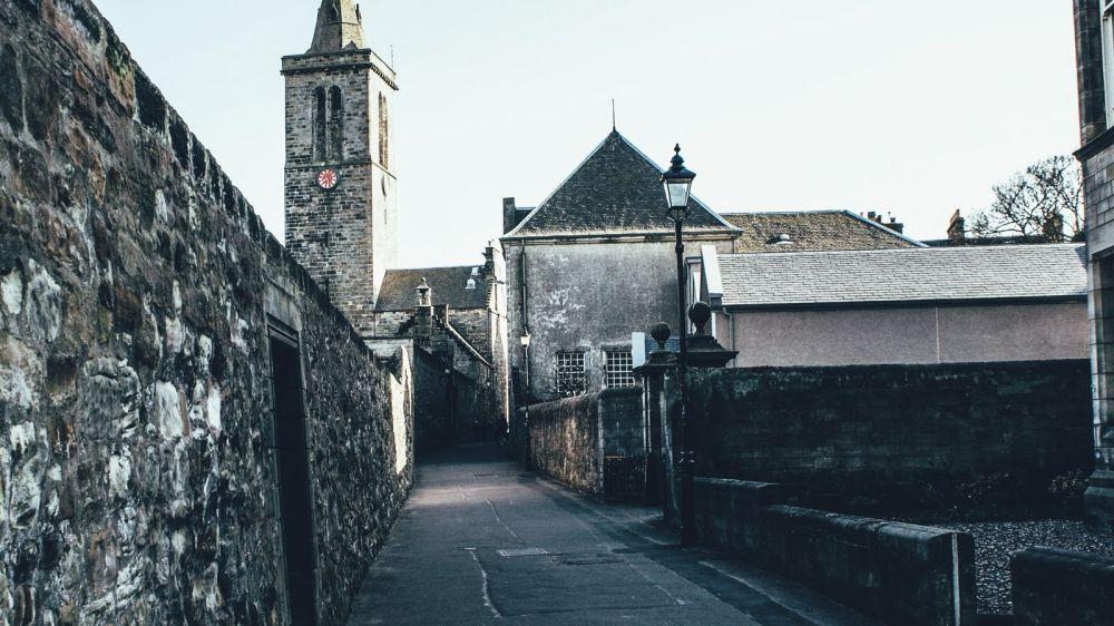 Walking Around St Andrews, Scotland, United Kingdom (14)