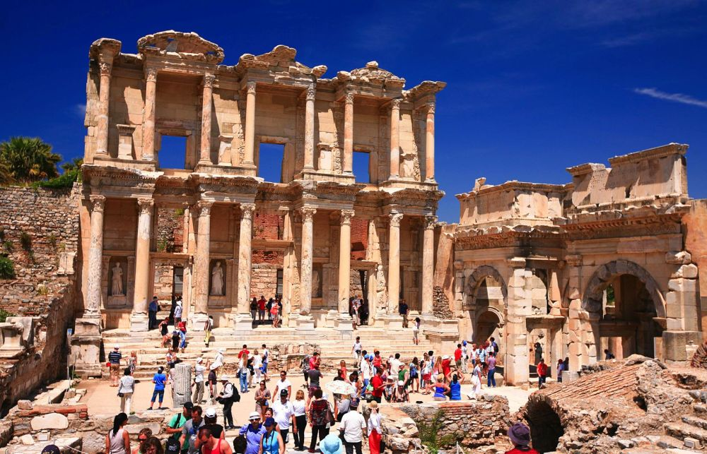 27 Amazing Ancient Ruins Around The World That You Need To See! (11)