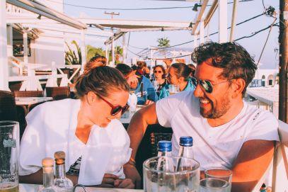 Conquering Volcanos in Santorini, Caldera, Sailing, Boat Trip, Greece (32)