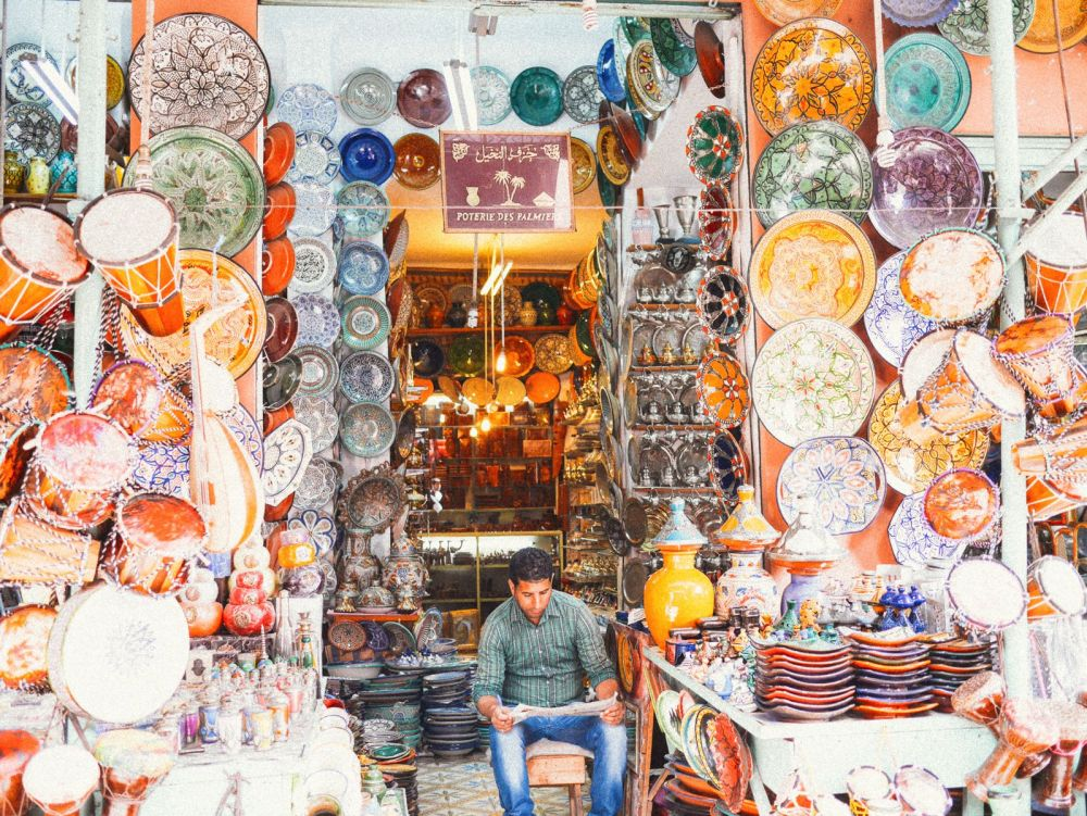 Moroccan Days: Afternoons in Marrakesh... (23)