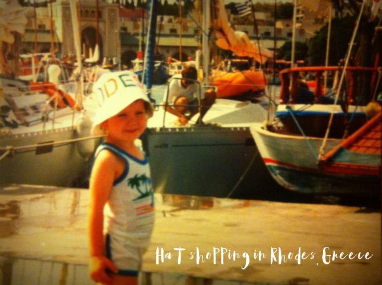 Why I will always be a traveller… Lloyd Old School Travel Photos (5)