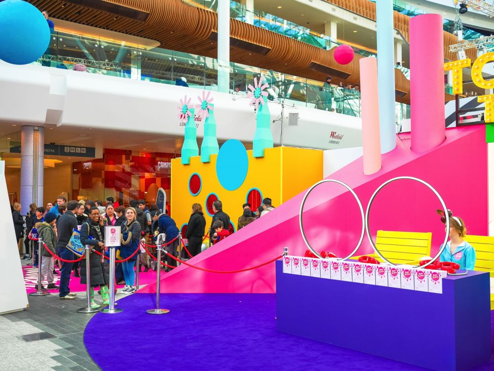 This Is A Really Fun Thing To Do In London! Tongue Twister, London, White City, Westfield (2)