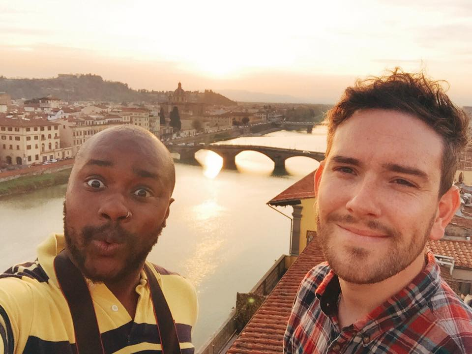 Yaya and Lloyd Selfies Hand Luggage Only Is 1 Year Old Today! Woohoo!!! Blogiversary Anniversary (2)