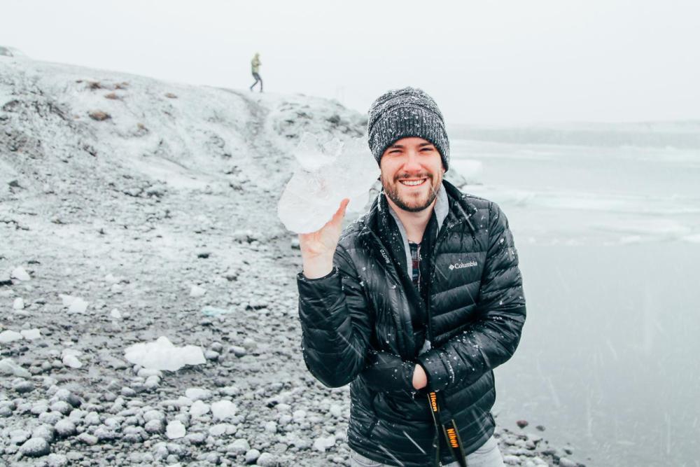 5 Course Meal at Hotel Laki and Jökulsárlón - The Iceberg Lagoon (15)