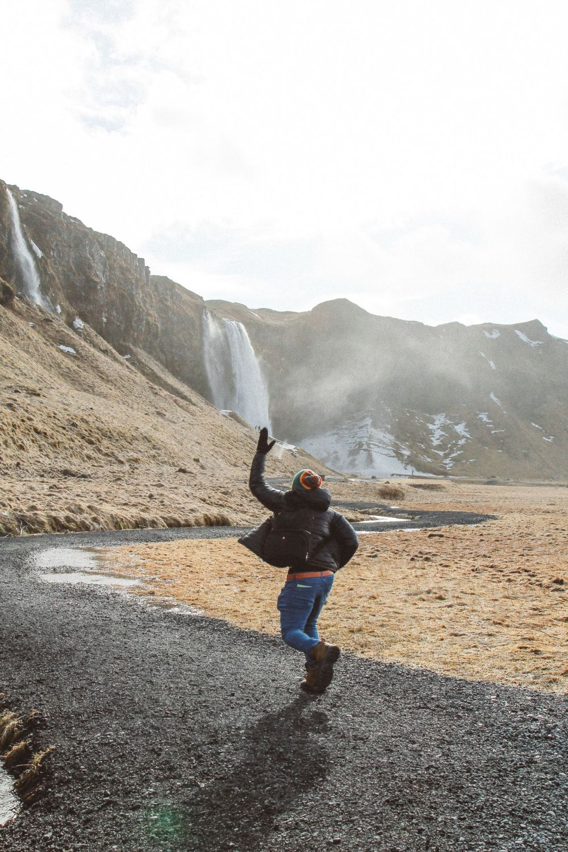 Seljalandsfoss and Skógafoss Waterfalls in Iceland plus Icelandic Lamb and rainbows (15)
