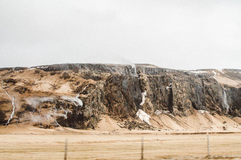 Seljalandsfoss and Skógafoss Waterfalls in Iceland plus Icelandic Lamb and rainbows (19)