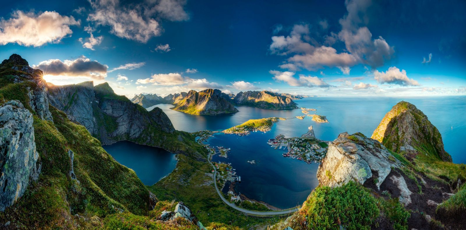 Beautiful Fjords of Norway
