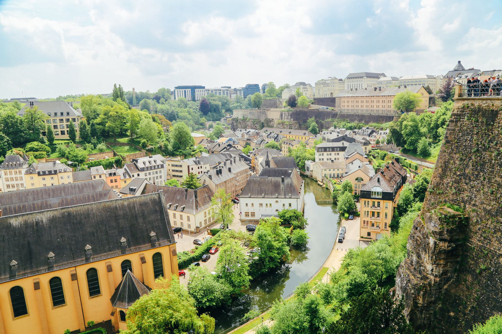 First Impressions of Luxembourg - The Only Grand Duchy In The World! (6)