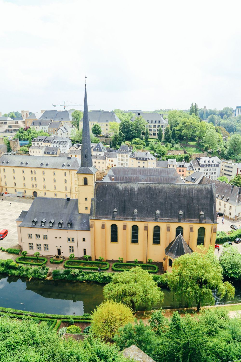 First Impressions of Luxembourg - The Only Grand Duchy In The World! (7)