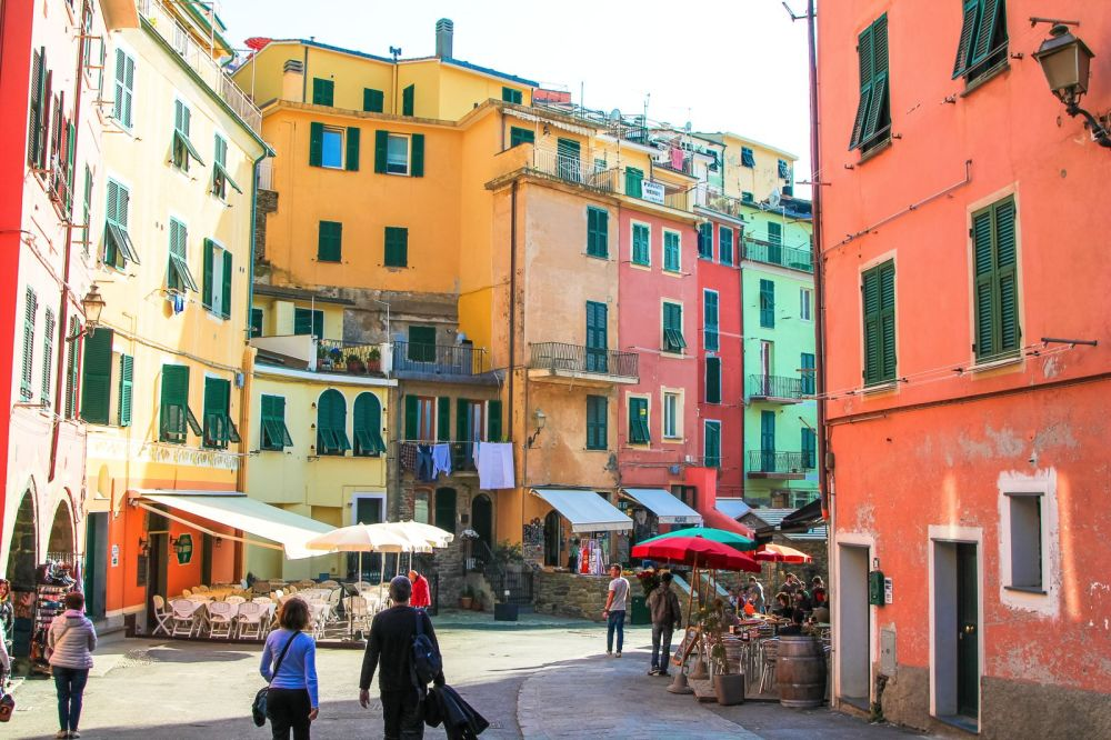 The Complete Guide To Visiting Cinque Terre in Italy! (5)