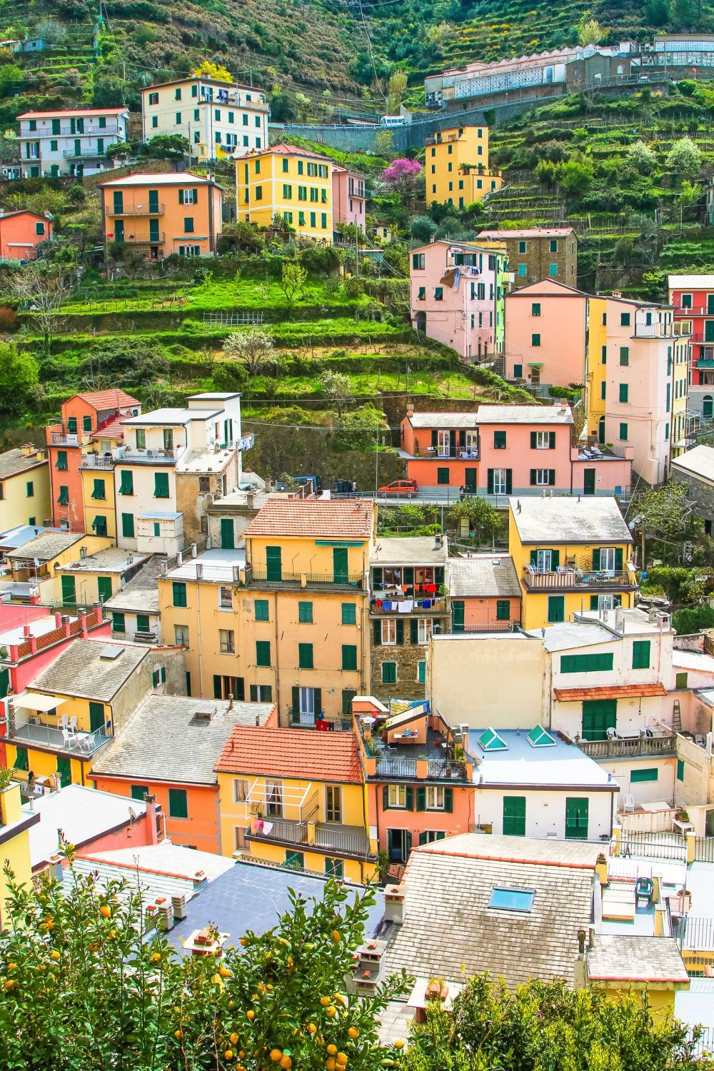The Complete Guide To Visiting Cinque Terre in Italy! (18)